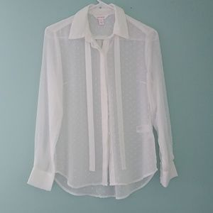 Joe Fresh xs/to blouse